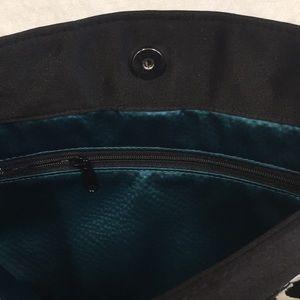 1154 Lill Studio Bags - 1154 Lill Studio black white clutch bag